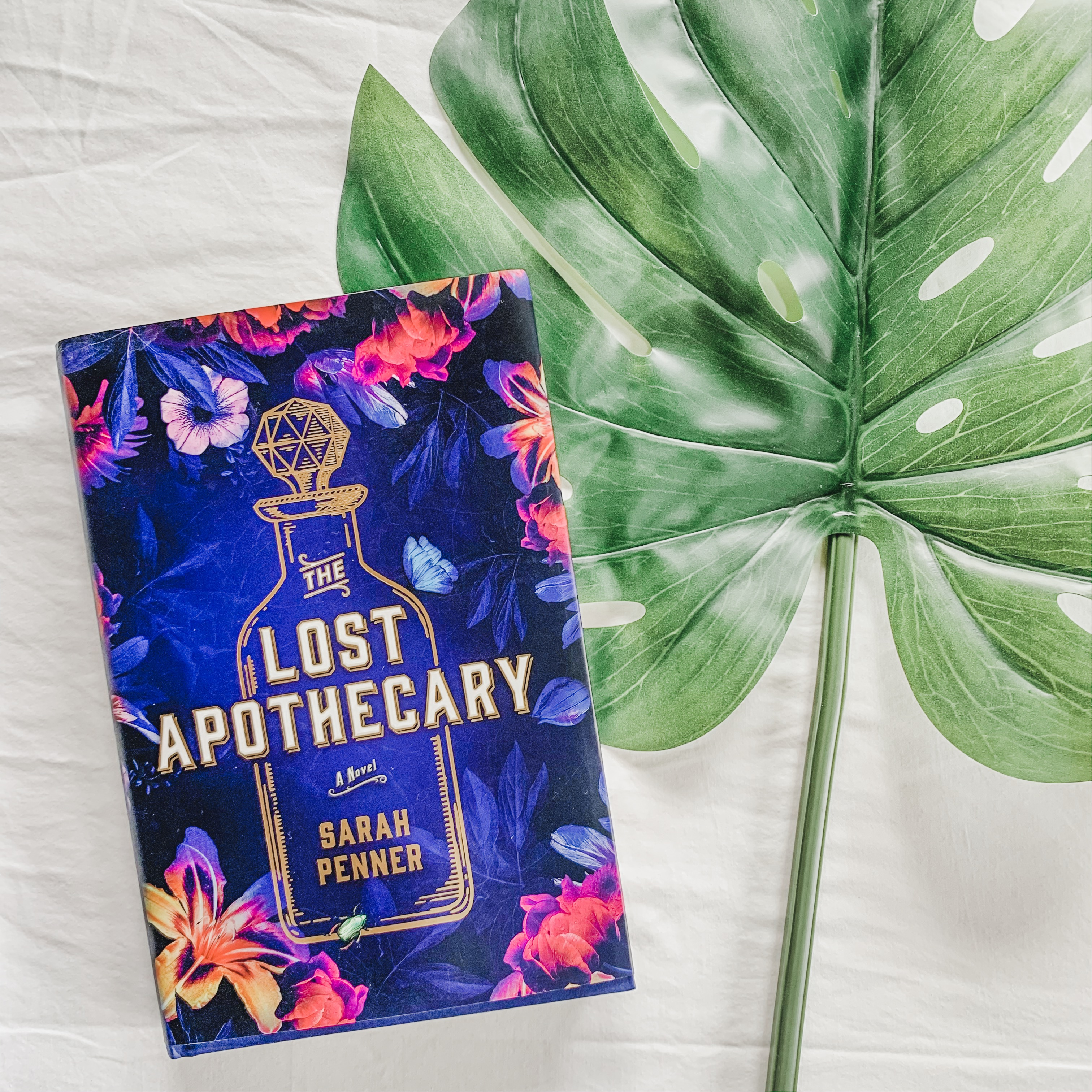 The Lost Apothecary de Sarah Penner